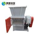 Single Shaft Shredder Waste Recycling Machine