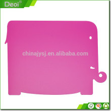 Hot sell customized printed plastic table mat