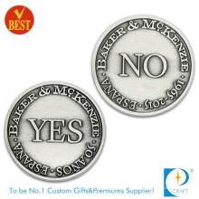Монета изготовленная на заказ антикварного серебра металла Aniversay (JN-0403)