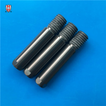 high temperature silicon nitride ceramic thread rod plunger