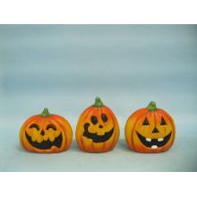 Calabaza de Halloween artes de cerámica y oficios (LOE2375-A7)