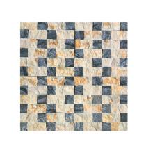 Tuile de mosaïque en marbre naturelle populaire de 30 × 30cm