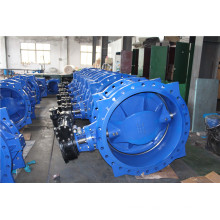 Dn1000 Econcentric Soft Seat Butterfly Valve