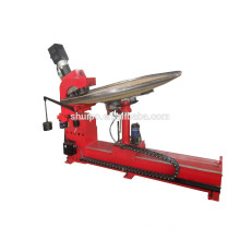 2015 Hot Sale Edge Rolling Machine Elliptical Head Bending Machine