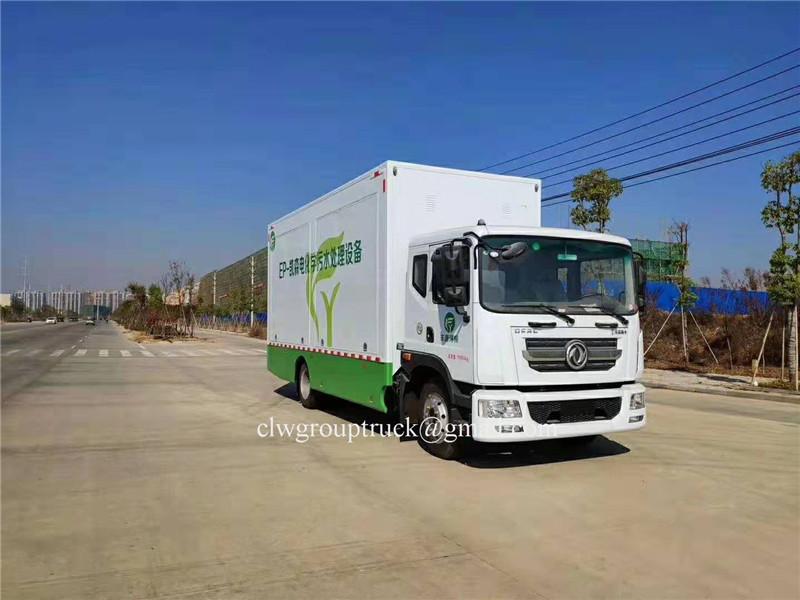 Sewage Treatment Vehicle 3