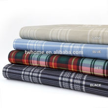 Premier Comfort Cozy Spun All Seasons Plaid 145gsm Sheet Set