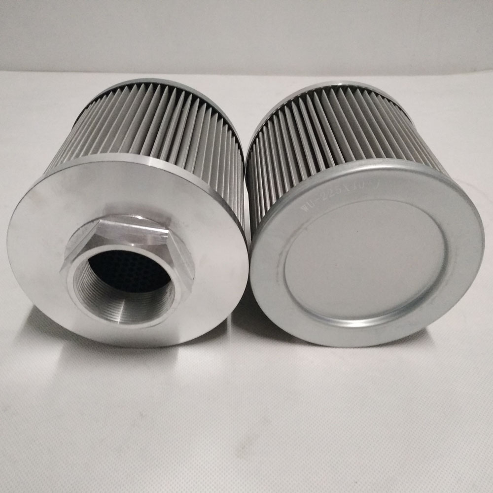 Suction oil filter WU-225X40-J