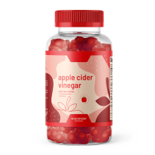 Apple Cider Vinegar Gummies with The Mother- 60Ct