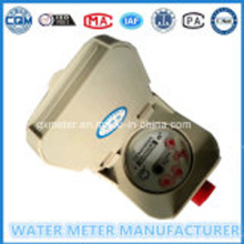 RF card prepaid intelligent DN15mm water meter