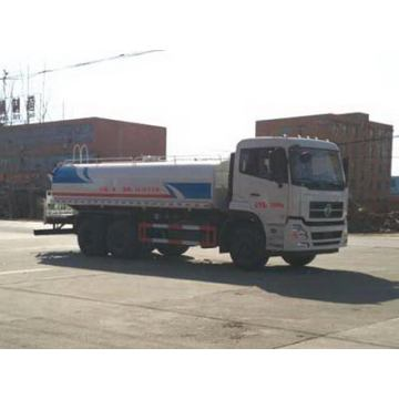 Truk Air Bowser Stainless Steel Dongfeng 15000Litres
