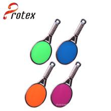 Décoration en plastique spécifique à la mode de la raquette de badminton