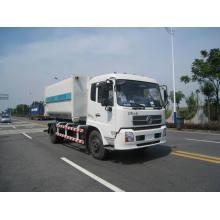 Dongfeng 4x2 caminhão lixo do recipiente destacável (HJG5160ZXX) 9,6 toneladas