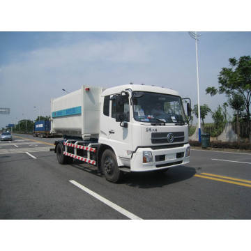 Detachable Container Garbage Truck (HJG5160ZXX) Dongfeng 4X2 9.6ton