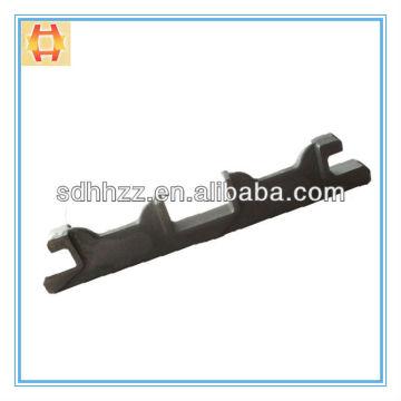 Tipos de barra de grelha de fornalha caldeira