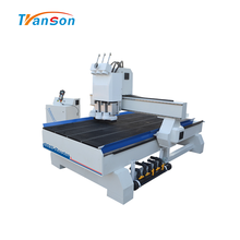 1325 Multi Head CNC Router With Pneumatic System