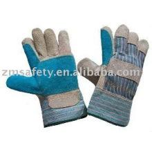 Safety & Industry Gants de travail en cuir