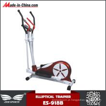 Bicicleta elíptica magnética interna do instrutor do OEM com volante
