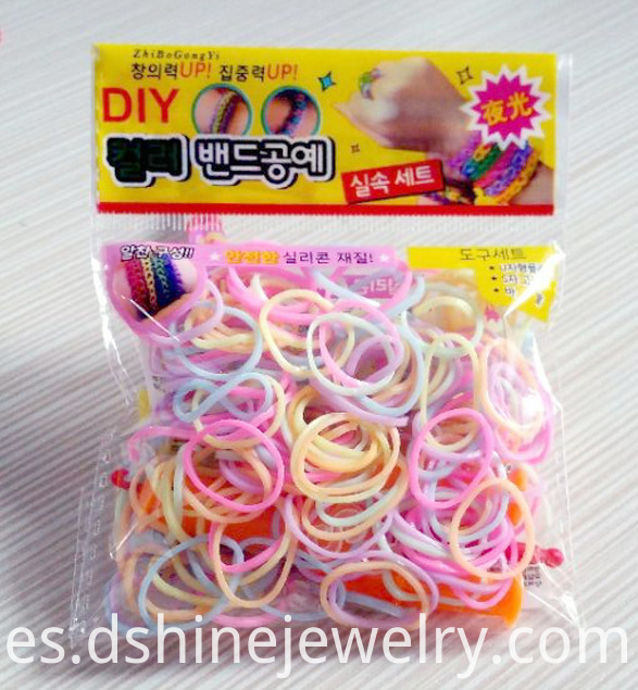Loom Silicone Band