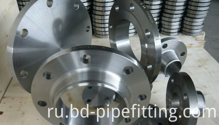 DIN EN 1092-1 Socket Welding Flanges