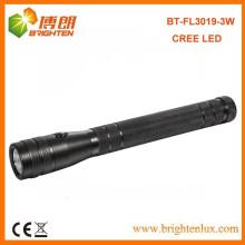 Fabrik Bulk Sale Custom Made CE 180lumen Handheld Aluminium Power Bright Cree LED Taschenlampen zum Verkauf