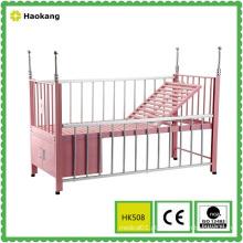 Cama de hospital para equipamentos para crianças médicas ajustáveis (HK508)