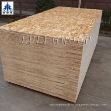 Доска 15мм /18мм ОСБ для использования в строительстве