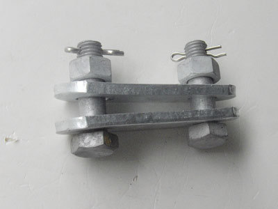 High Quality Hot-Dip Galvanized P / PS Type Cleantale Clevis