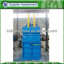 hydraulic waste carton box press baler machine