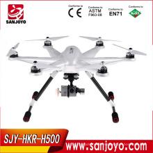 Fantasma! Walkera TALI H500 12Ch 3 eixos FPV GPS Hexacopter Quadcopter w / DEVO F12E Transmissor + G-3D Gimbal + iLook câmera
