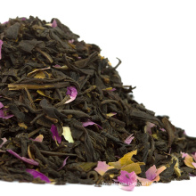 Chinese Tea Manufacturer OEM Black Tea Bag Premium Rose Black Tea