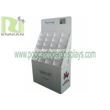Birthday Gift Cardboard Display Stand Pop Point Of Purchase Display Shelf Pop Rack Encs030