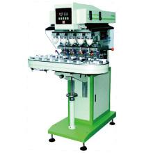 Пневматический принтер с 5-цветными планками с конвейером (SP-200 / 5A, лоток для чернил)