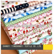 Impresión textil / tela de algodón