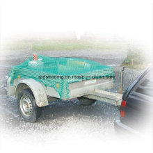 100% Polypropylene Colored Trailer Nets