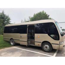 Moteur diesel Coaster 30 places minibus d'occasion