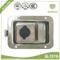 Verrou de verrouillage de palette à montage encastré en acier inoxydable 304