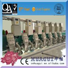 O reparo quente do sequin da venda de HUAGUI automatizou a máquina do bordado