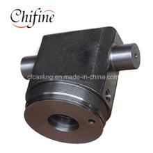 Piezas de maquinaria de precisión de acero inoxidable OEM