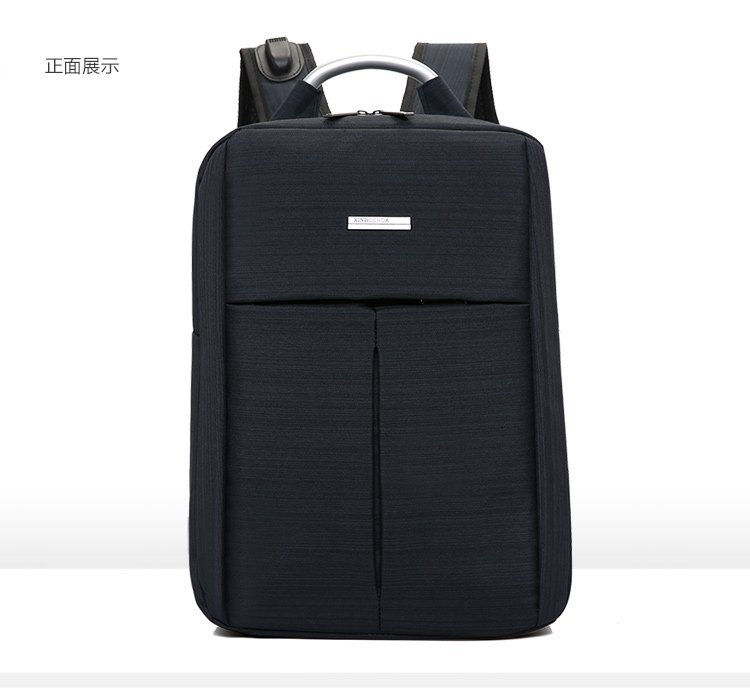 Unisex custom anti theft smart laptop Backpack