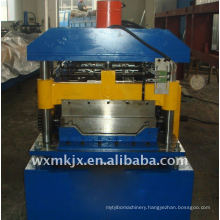 Self-locked Roof Boarding Roll Forming Machine