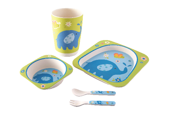 Cute Design Baby Dinnerware Set