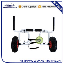 Wholesale market folding beach alumium kayak trolley alibaba with express