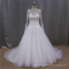 2015 elegant Saudi Arabia design promotion tank top taffeta bowknot wedding dress bridal gown