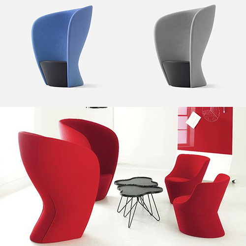 Shelter Lounge Chair