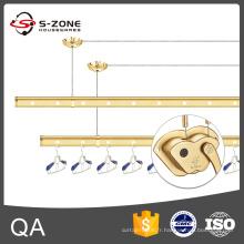 SZ12-11 Porte-sécheur à linge de balcon avec corde en acier inoxydable 304
