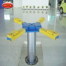 Hydraulisk Single Post Underground Garage Car Lift