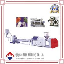 Пластичная производственная линия холодного гранулирования с аттестацией CE