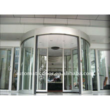 Two-wing Automatic Revolving Door
