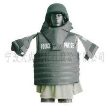 Camuflagem de alta performance casaco PE bala