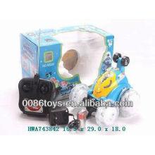 Детская трюковая игрушечная машина